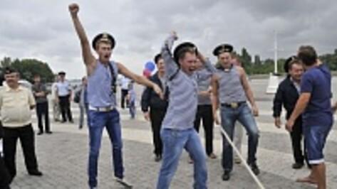 Воронежцы отметят День ВМФ парусной регатой и открытием «Гото Предестинации» (ПЛАН)