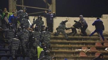 Силовики проверят причастность полицейского к стрельбе перед игрой с «Динамо» в Воронеже