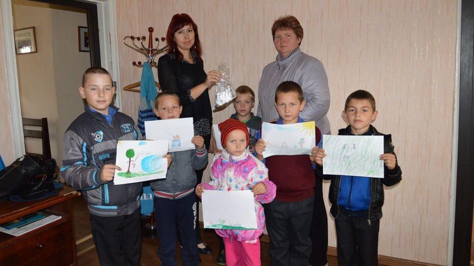Павловские школьники собрали 2 тыс рублей на лечение онкобольного мальчика