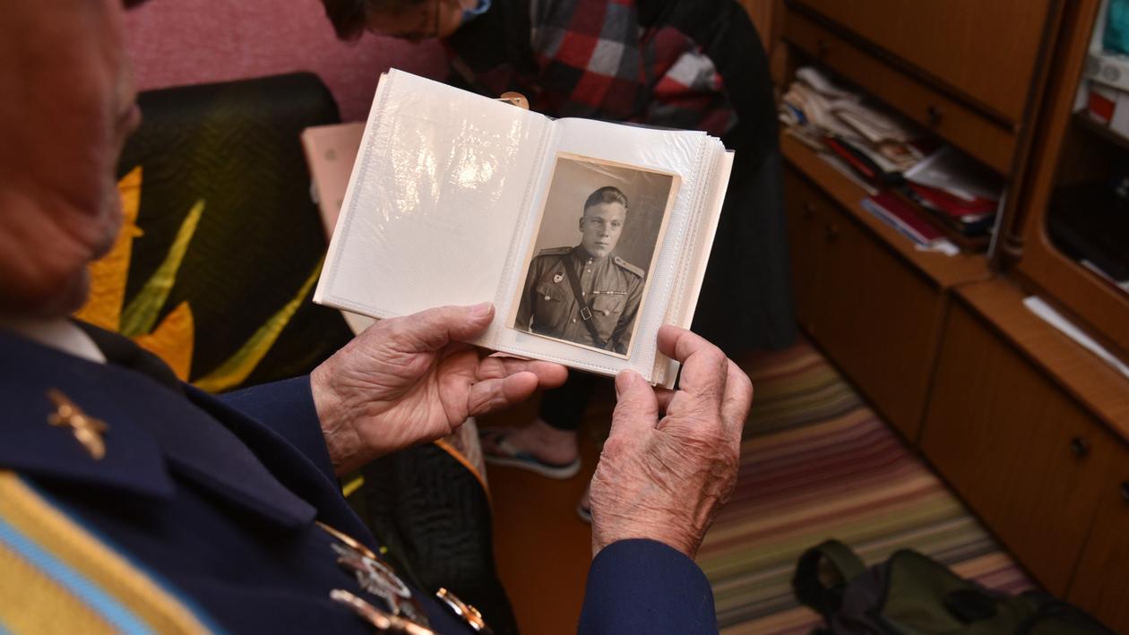 Втроем взяли в плен 268 немцев. Воронежский ветеран поделился фронтовыми историями