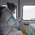 «Чего уж проще». В Воронеже заработал первый мобильный пункт вакцинации от коронавируса