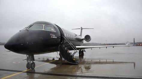 Единственный черный самолет в России назвали именем воронежского летчика-героя