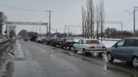 В Подгоренском районе дежурная железнодорожного переезда не пропустила скорую и спасателей к пострадавшим в ДТП