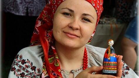 Жительница Семилук стала победительницей фестиваля «Игрушка-говорушка»