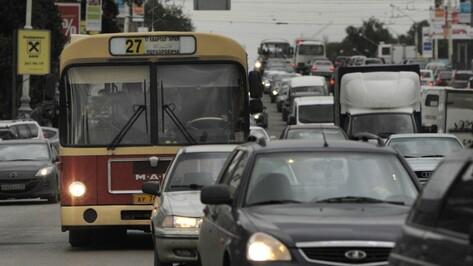 Воронежские перевозчики обязались обновить 51 большегрузный автобус до конца года