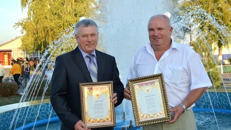 Богучарскому селу Данцевка подарили 2 гимна