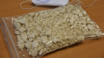 В Воронеже поймали таджика с 2 кг героина