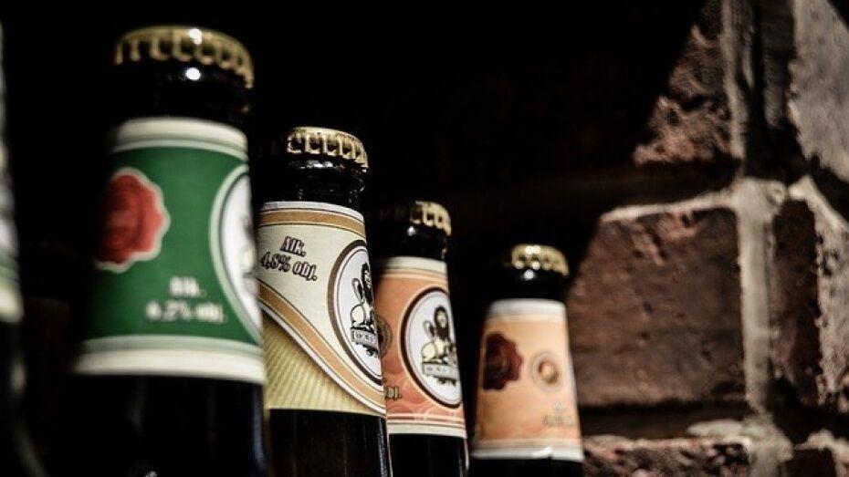 Воронежская бизнесвумен попалась на продаже пива на АЗС под видом подарка