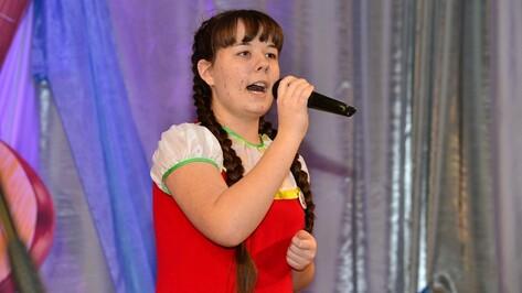 В Грибановке прошел районный фестиваль военно-патриотической песни