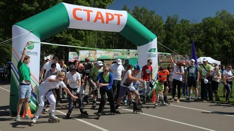 Четвертый «Зеленый марафон» от Сбербанка выиграл воронежский полицейский