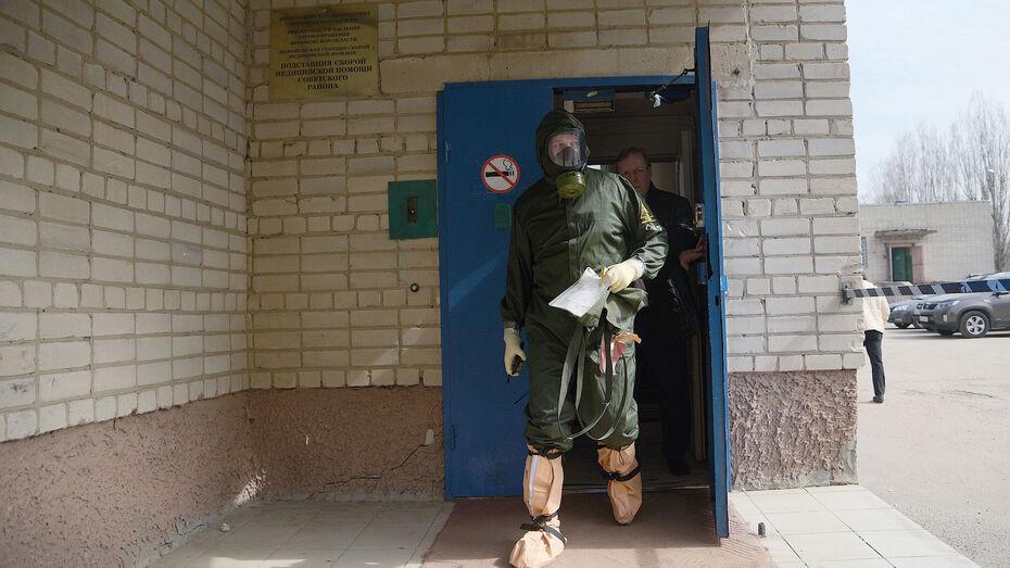 Больше 2 недель падает заболеваемость коронавирусом в Воронежской области