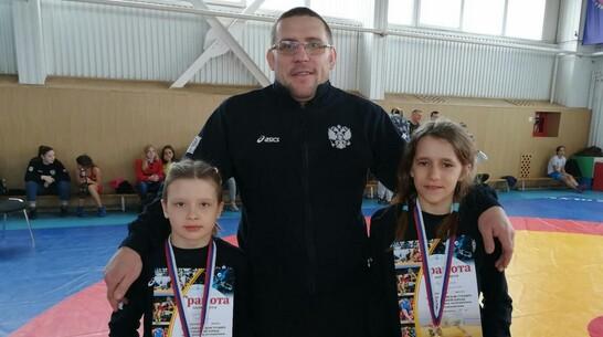 Эртильская спортсменка выиграла «золото» на всероссийском турнире по вольной борьбе