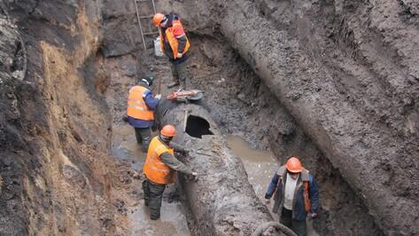 Жители нескольких улиц Ленинского и Советского района будут брать воду из резервной трубы