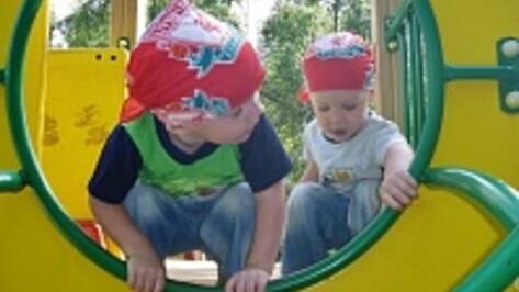 Детский парк в Воробьевке должен появиться в текущем году