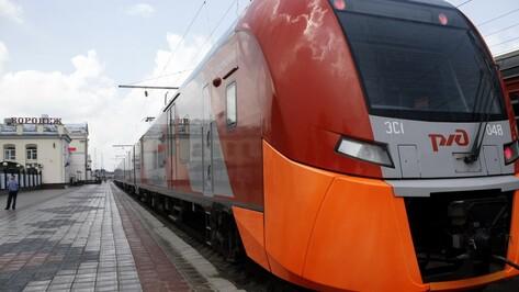 Железнодорожники протестировали поезд «Ласточка» для маршрута Москва – Воронеж