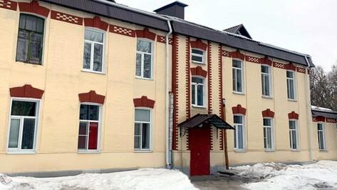 Дореволюционный дом отремонтировали в Воронежской области