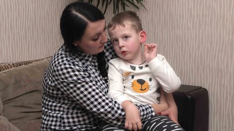«Я согласна на все». Мать 3-летнего Егора Мануйлова попросила помощи воронежцев