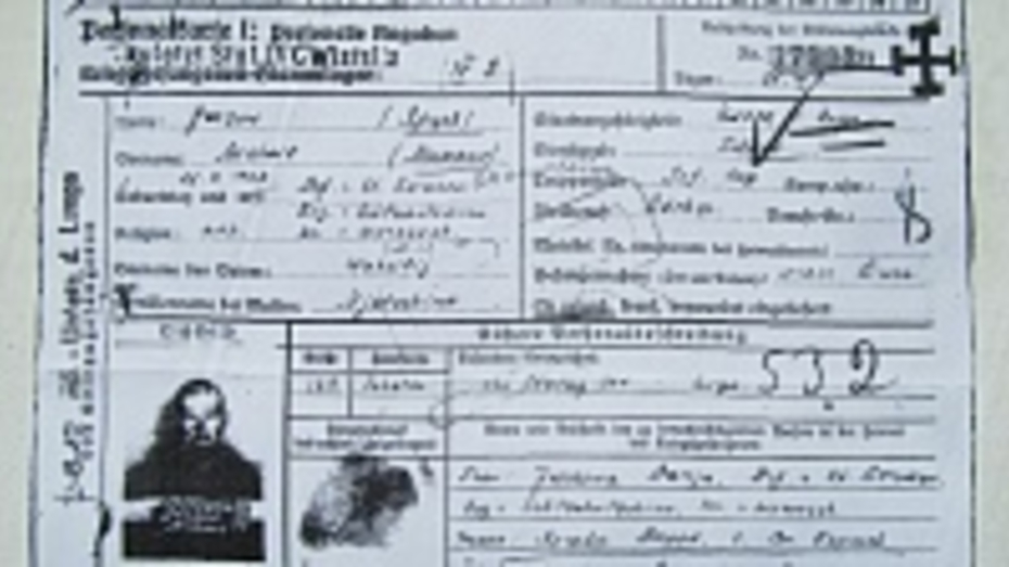 Жительница Эртиля спустя 71 год после войны впервые увидела, как выглядел ее дед