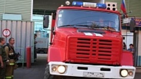 Воронежские пожарные сократили среднее время прибытия на ЧП до 18 минут