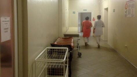Количество случайных смертей в Воронежской области увеличилось на треть