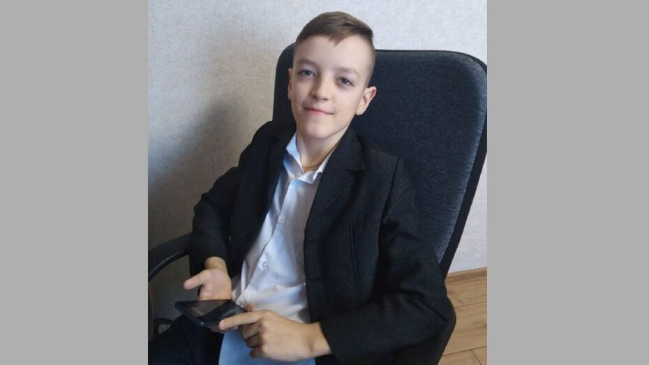 Павловский школьник вошел в состав детского совета директоров международной компании