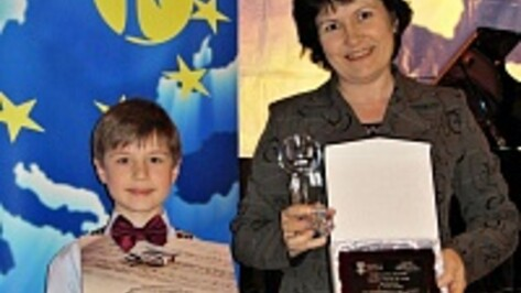 Аннинский третьеклассник стал победителем международного конкурса инструментальных исполнителей в Испании