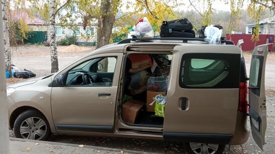 Гуманитарную помощь доставили погорельцам павловской Николаевки