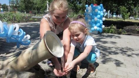 В бутурлиновском селе Васильевка появился водопровод