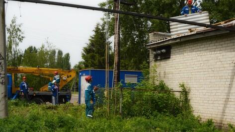 Нижнедевицке энергетики приступили к капитальному ремонту  трансформаторных подстанций