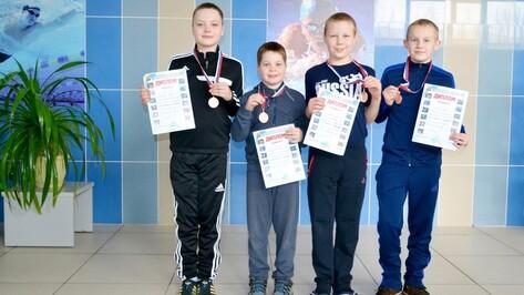 Бутурлиновские пловцы взяли «бронзу» на межрегиональных соревнованиях