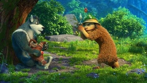 Воронежский мультфильм «Волки и овцы» номинировали на «Азиатский Оскар»