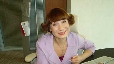В воронежской детской больнице пройдет встреча с актрисой Ольгой Тумайкиной