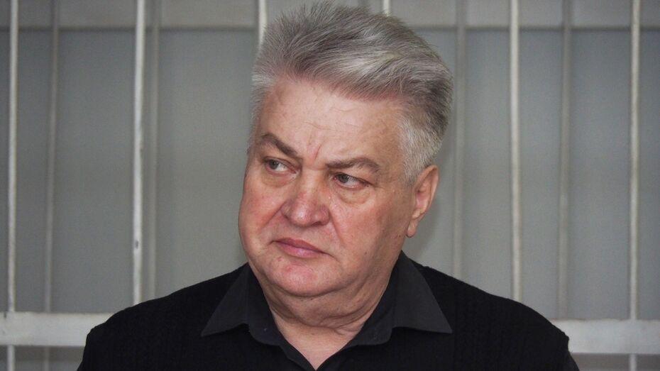 Воронежский суд приговорил Александра Трубникова к 7,5 годам колонии строгого режима