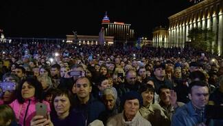 Массовые гулянья на День города собрали около 200 тыс воронежцев