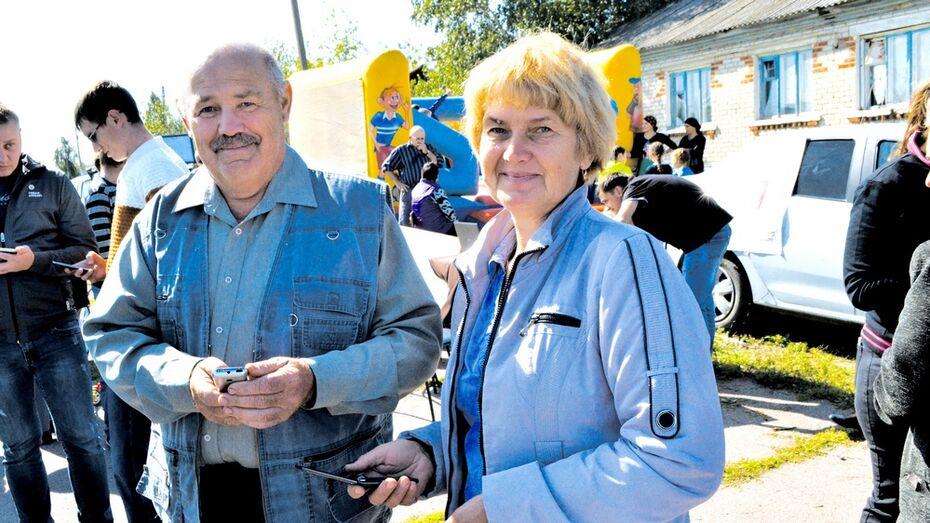 В калачеевском поселке Колос установили вышку сотовой связи