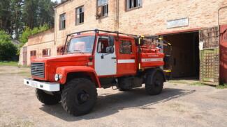 Новый автомобиль получила Павловская лесопожарная станция