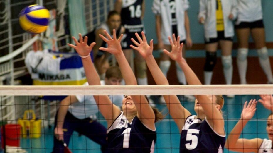 Воронежские волейболистки уступили в матче на самом краю России