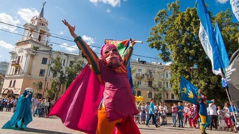 Платоновфест пригласил воронежцев участвовать в параде уличных театров