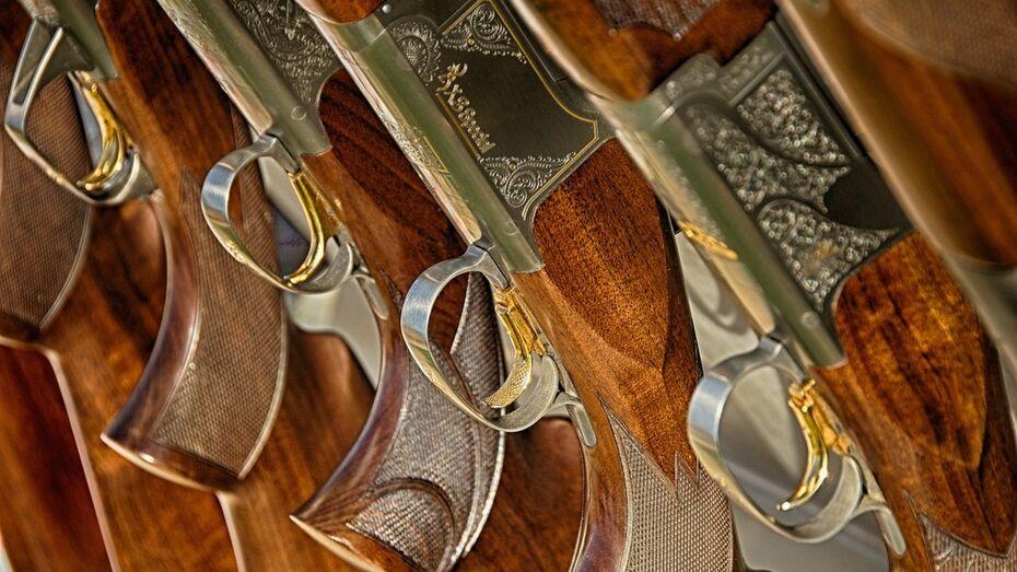 Выставку охотничьего оружия представят воронежцам в преддверии Нового года