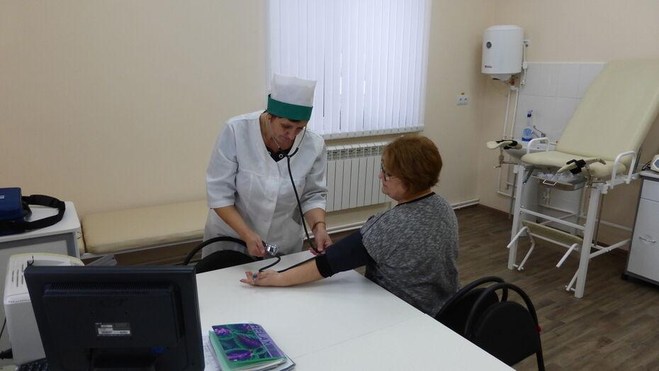 В верхнемамонском селе Приречное открыли новый ФАП