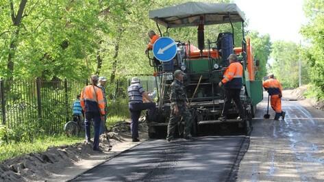 Власти Воронежа назвали участки дорожного ремонта на 22 и 23 августа