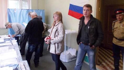 В Панинском районе к шести часам проголосовали 80,5% избирателей
