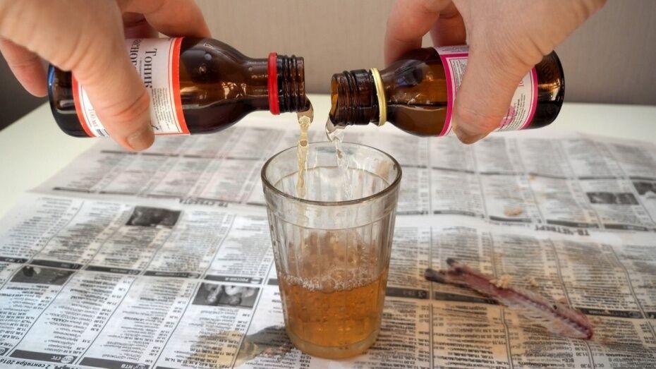 В Воронежской области 576 человек отравились спиртосодержащей продукцией за 9 месяцев
