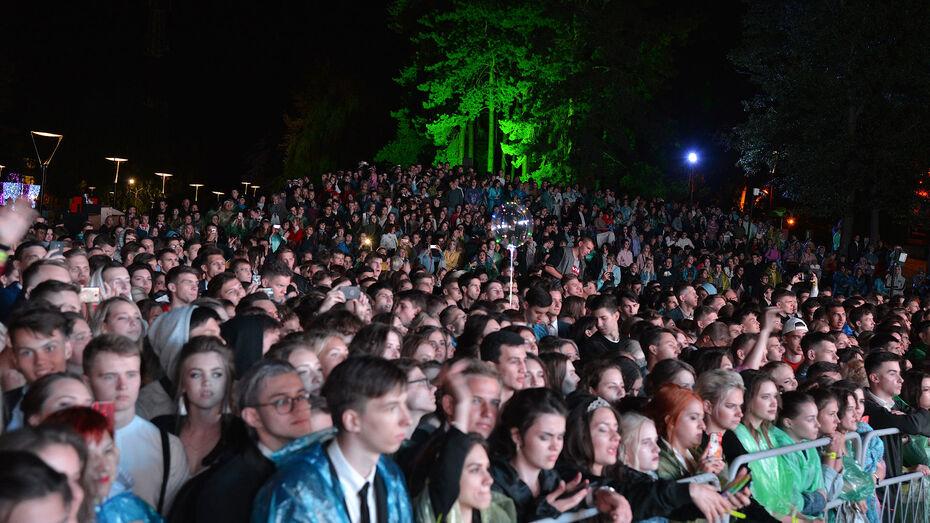 Воронежские 11-классники получат больше звука, света и фуд-кортов на общегородском выпускном