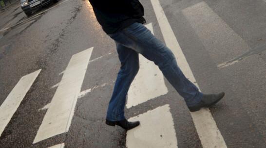 Пешеход спровоцировал ДТП с 4 пострадавшими в Воронежской области