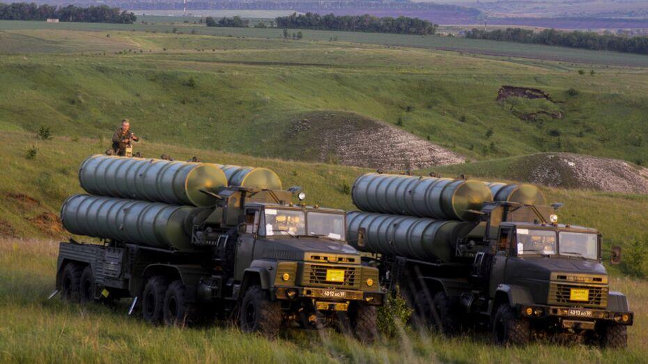 В Воронежской области зенитчики отразят условные атаки высотных истребителей
