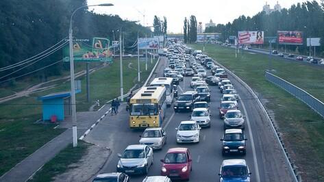 Левый берег свяжут с Северным микрорайоном Воронежа альтернативной дорогой