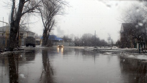 Дорожники подготовились к весеннему паводку в Воронежской области