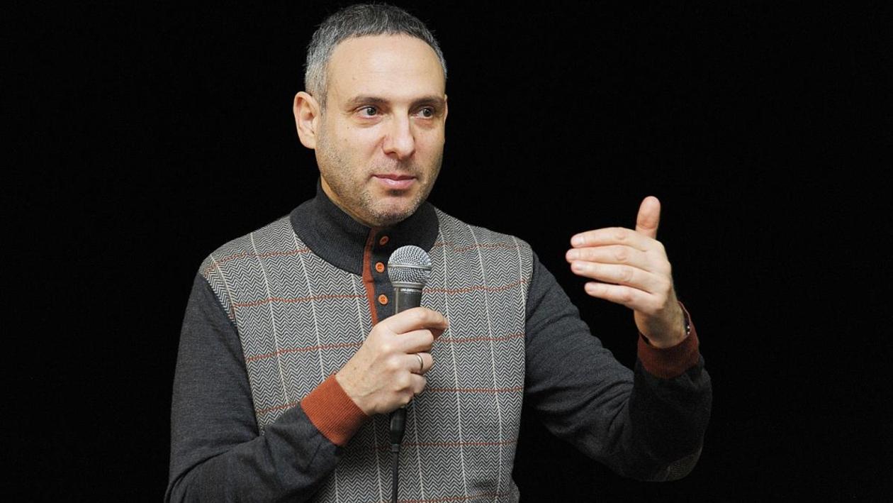 Филолог Леонид Клейн в Воронеже: «Школа относится к ученику, как прокурор к преступнику»