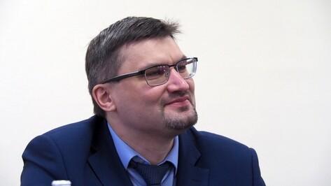 Профессор Сколтеха Дмитрий Тетерюков рассказал в Воронеже о роботах и IT-обучении